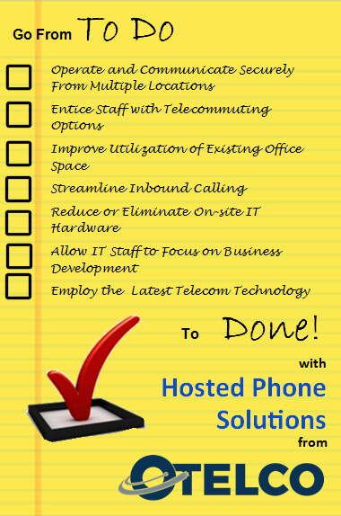 Hosted PBX To-Do_List