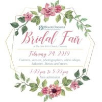 The Blount County Chamber of Commerce's Bridal Fair