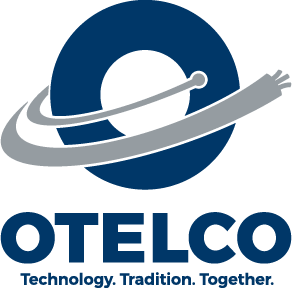 OTLECO's newly rebranded and tagline.