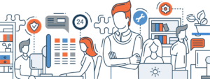 Managed Workstations and Helpdesk gives you all the support of a in-house IT team.