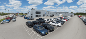 Darling's uses SiteLink to connect all their dealerships, including their Ford, VW, and Audi Dealership in Bangor.