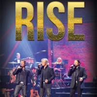 PIXTURE OF THE TEXAS TENORS THAT SAYS RISE