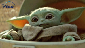 Disney+ is on eof the newest steaming services available today. Baby Yoda is one of their most popular original charterers.